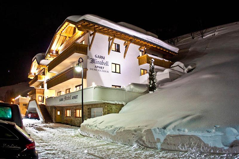 Hotel Garni Mirabell Ischgl